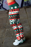 Gun Ugly Christmas Classic Leggings