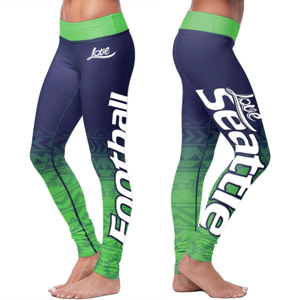 Seattle Football Classic Leggings