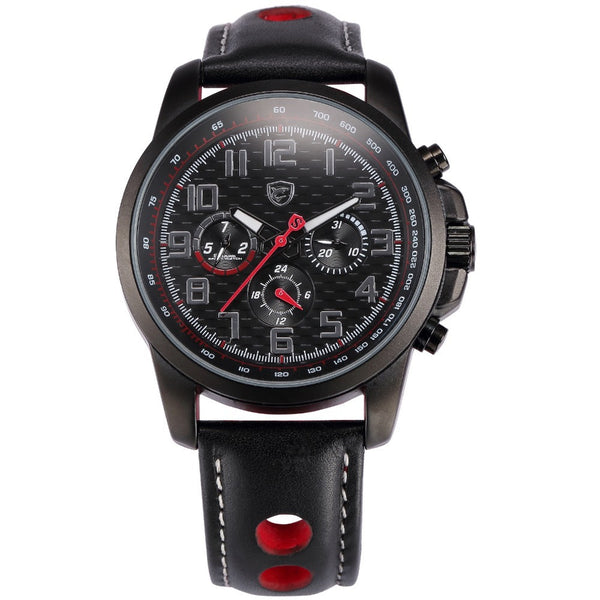 Leather Sport Watches