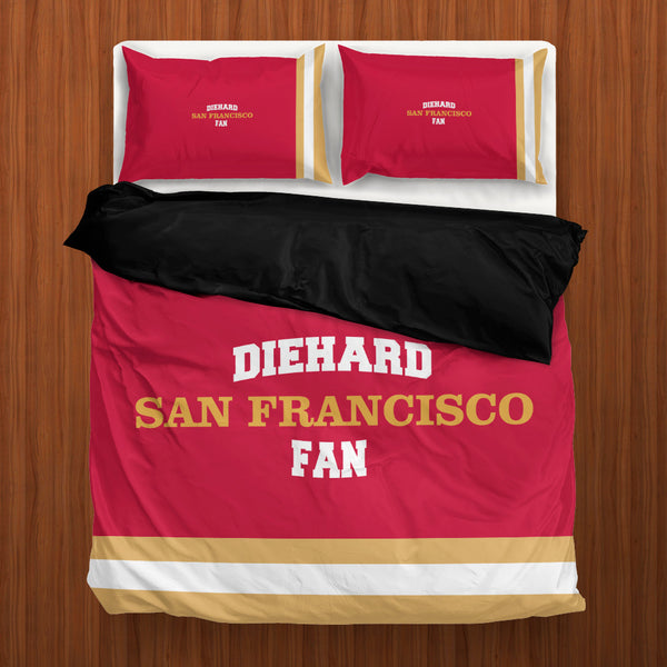 San Francisco Bedding Set