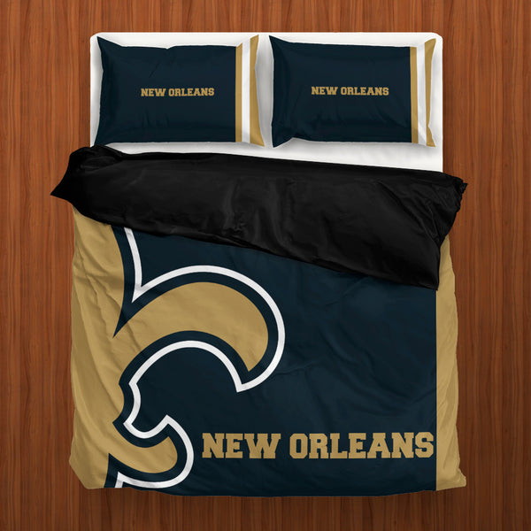 New Orleans Bedding Set