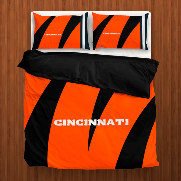 Cincinnati Bedding Set