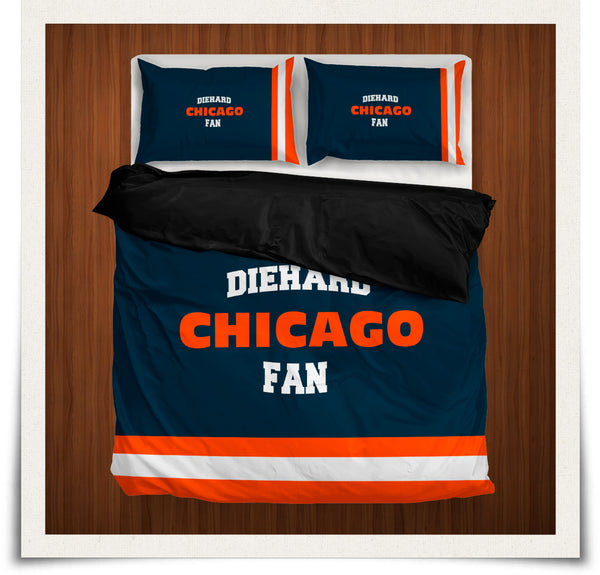 Chicago Bedding Set