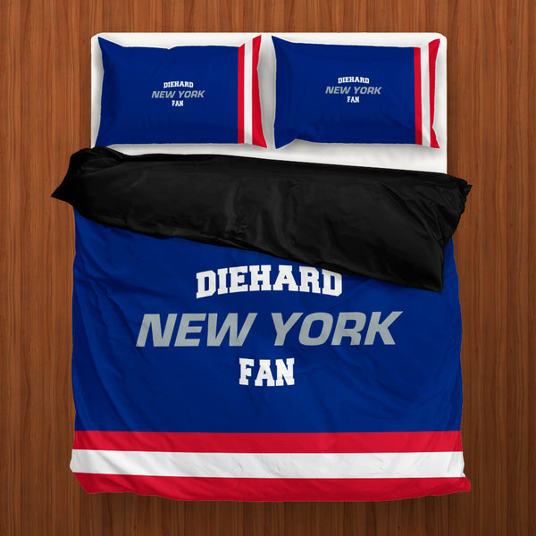New York Bedding Set