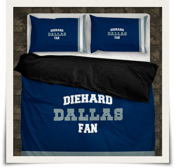 Dallas Bedding Set