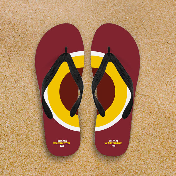 Washington Flip Flops