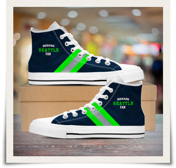 Seattle High Top Shoe