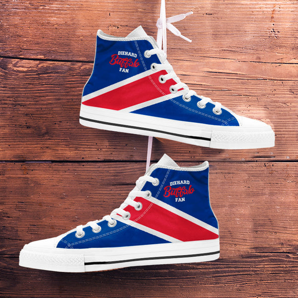 Buffalo High Top Shoe