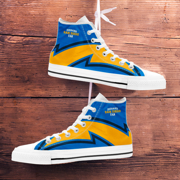 San Diego High Top Shoe