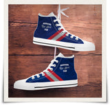 New York High Top Shoe
