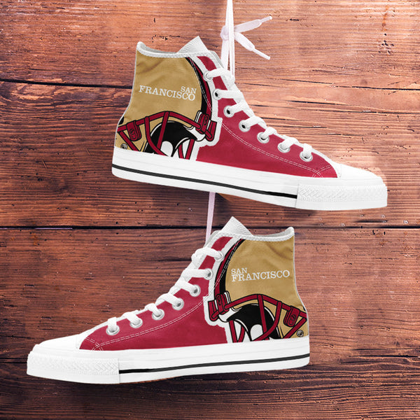 San Francisco High Top Shoe