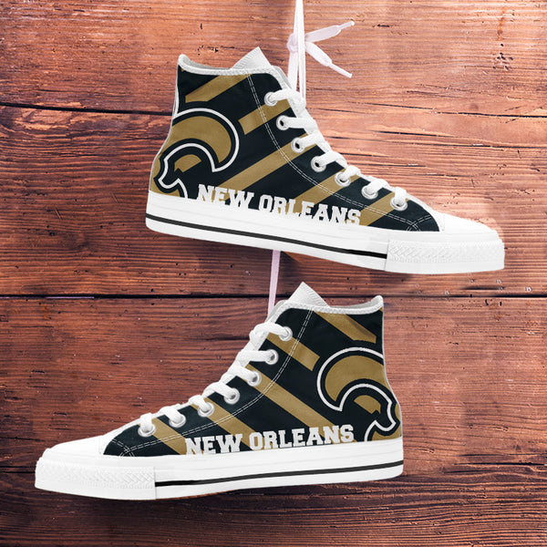 New Orleans High Top Shoe