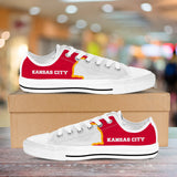 Kansas City Low Top Canvas Shoe