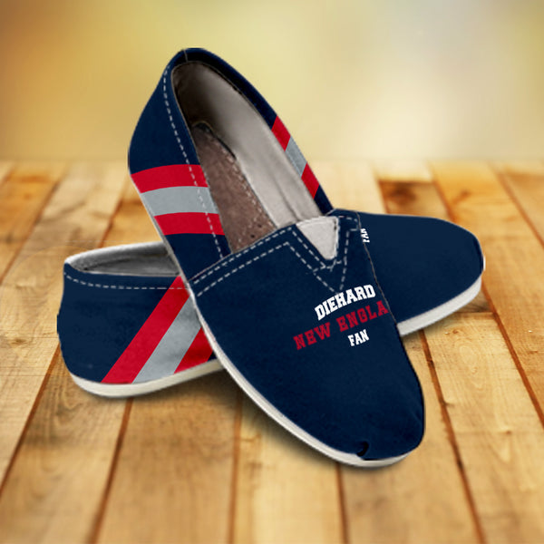 New England Women's Casual Shoes