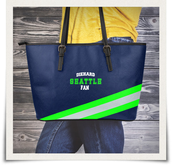 Seattle Large Leather Tote Bag