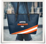 Chicago Large Leather Tote Bag