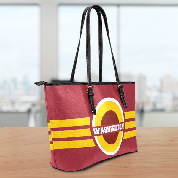 Washington Large Leather Tote Bag