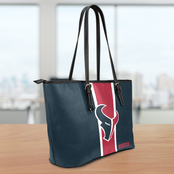 Houston  Small Leather Tote Bag
