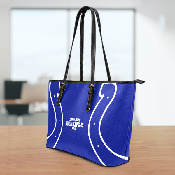 Indianapolis Large Leather Tote Bag