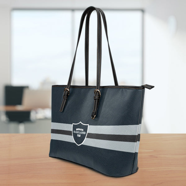 Oakland Large Leather Tote Bag