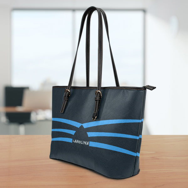 Carolina Large Leather Tote Bag