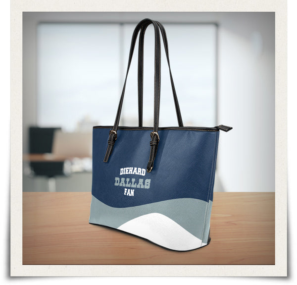 Dallas Large Leather Tote Bag