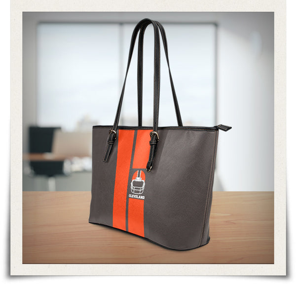 Cleveland Large Leather Tote Bag