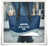 Dallas Small Leather tote bag