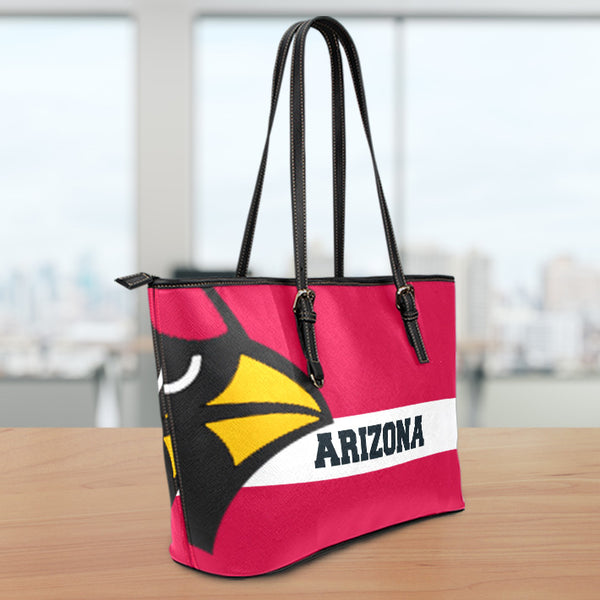 Arizona Small Leather Tote Bag
