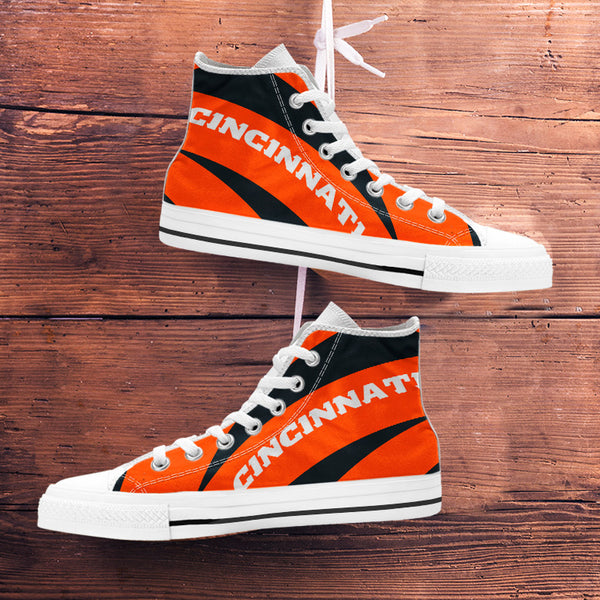 Cincinnati High Top Shoe
