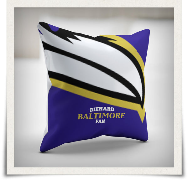 Baltimore Pillowcase