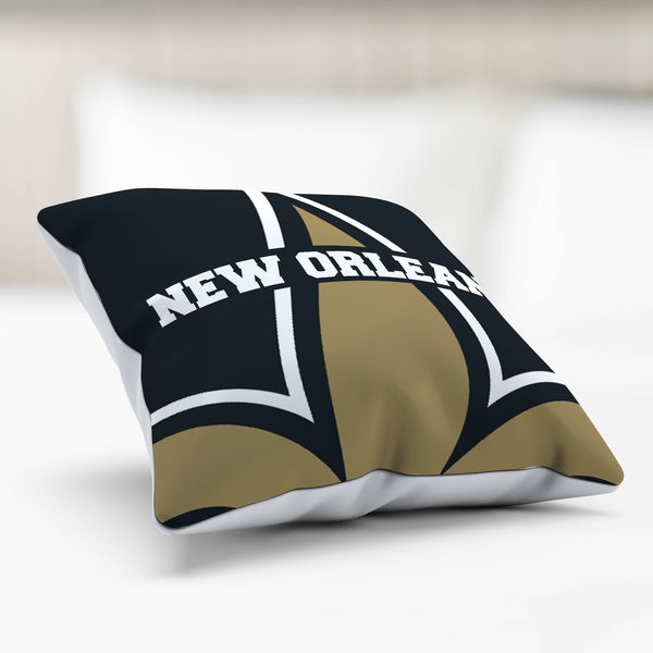 New Orleans Pillowcase