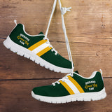 Green Bay Fan Running Shoes