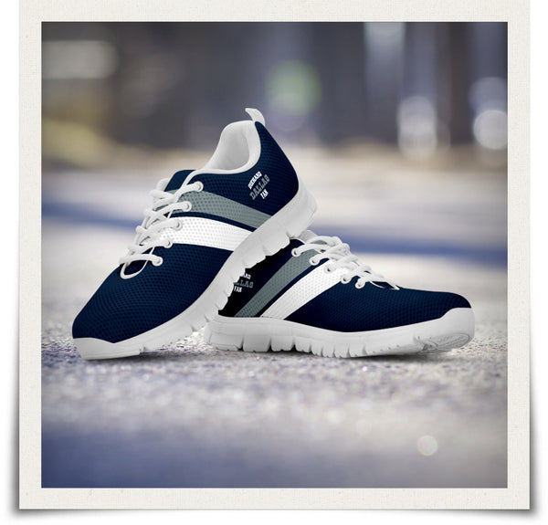 Dallas Fan Running Shoes