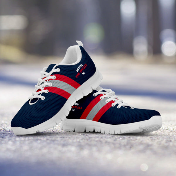 New England Fan Running Shoes
