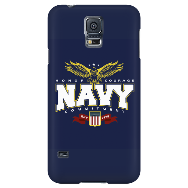 Navy Phone Cover