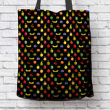 Bitmap Fruit Tote Bag