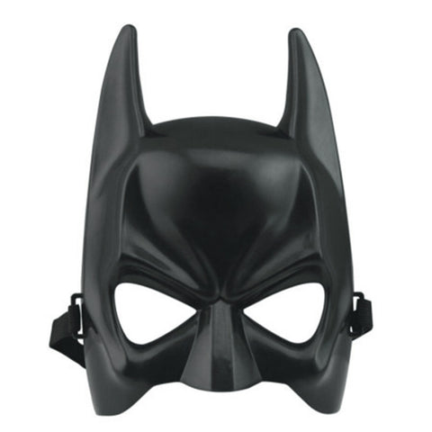 1 Pieces Hot Halloween Batman Mask Adult Masquerade Party Carnival Mask For Man Cool Face Costume