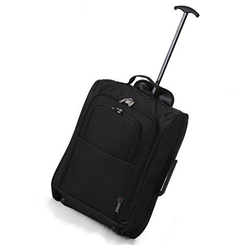 21 Inch Carry On Wheeled Travel Trolley Bag