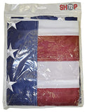 Embroidered Stars Sewn Stripes US Flag 3 x 5 Ft - 210D Oxford Nylon