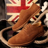 New  2016 californians male  real and recreational leather Men casual shoes