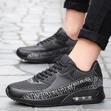 Men and Women's Fashion Increased Cushion Sneakers