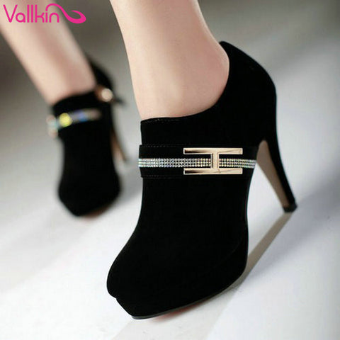 New Fashion Fashion Sexy Lady High Heel Bow not Pumps Ankle Shoes Women's Pumps Wedding Party Shoes