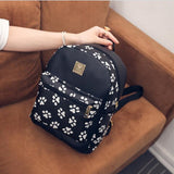 Women Backpack 2016 Fashion Women pu Leather Backpacks casual bags For Teenagers Girls cute outdoor small bag