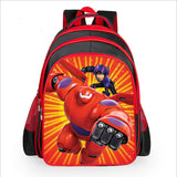 Cartoon Spiderman Backpacks For Kids Children School Bags Primary Backpack Boy