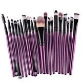 Makeup Brushes, 20pcs/set  Set tools Make-up  Kit Wool Make Up Brush Set Overmal Wholesale