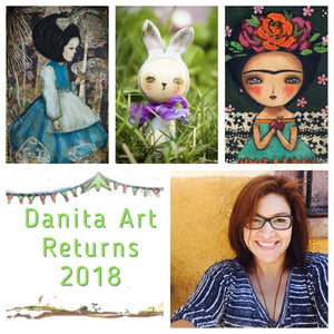 Danita Art Weekend Retreat Returns 2018
