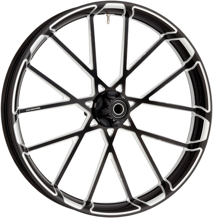 Arlen Ness Wheel Procross 26X3.5 Front With Abs Black - Part #02012245