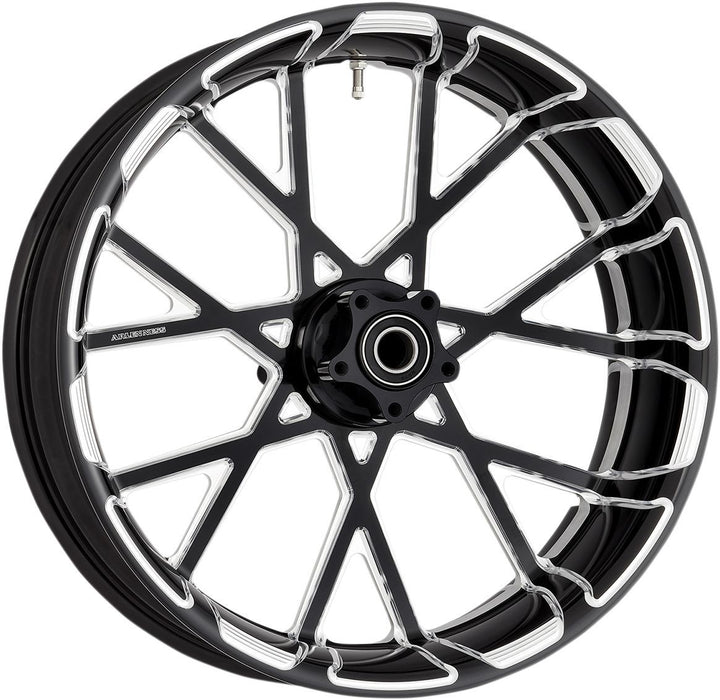 Arlen Ness Wheel Procross 18X5.5 Rear With Abs Black - Part #02022126