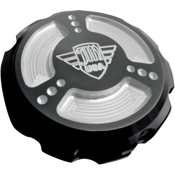 Joker Machine Serrated Gas Cap - Part #07030351 - hogparts-uk.myshopify.com